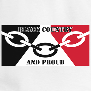 Black Country Car Sticker